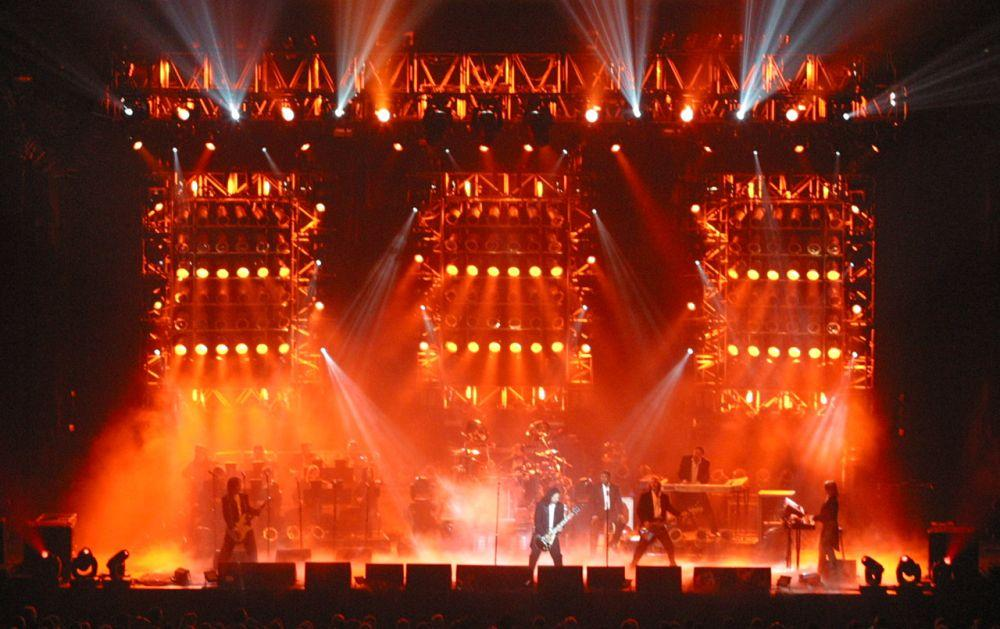 CMM GMBH - Record year for Trans-Siberian Orchestra