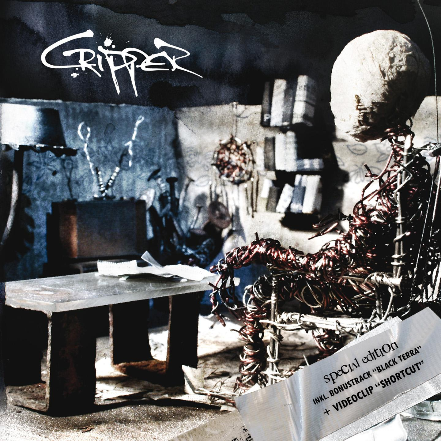 Cripper cover art