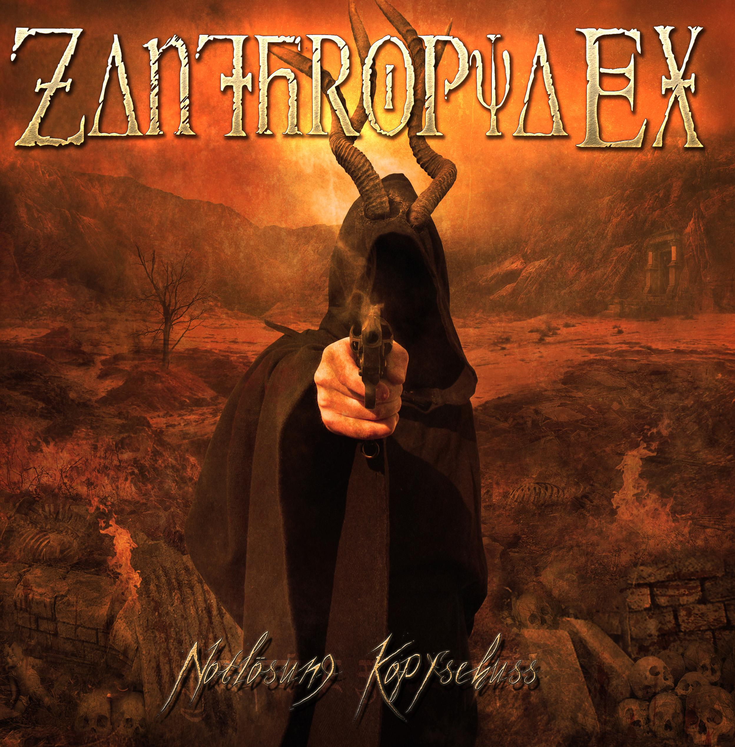 Zanthropya EX cover art