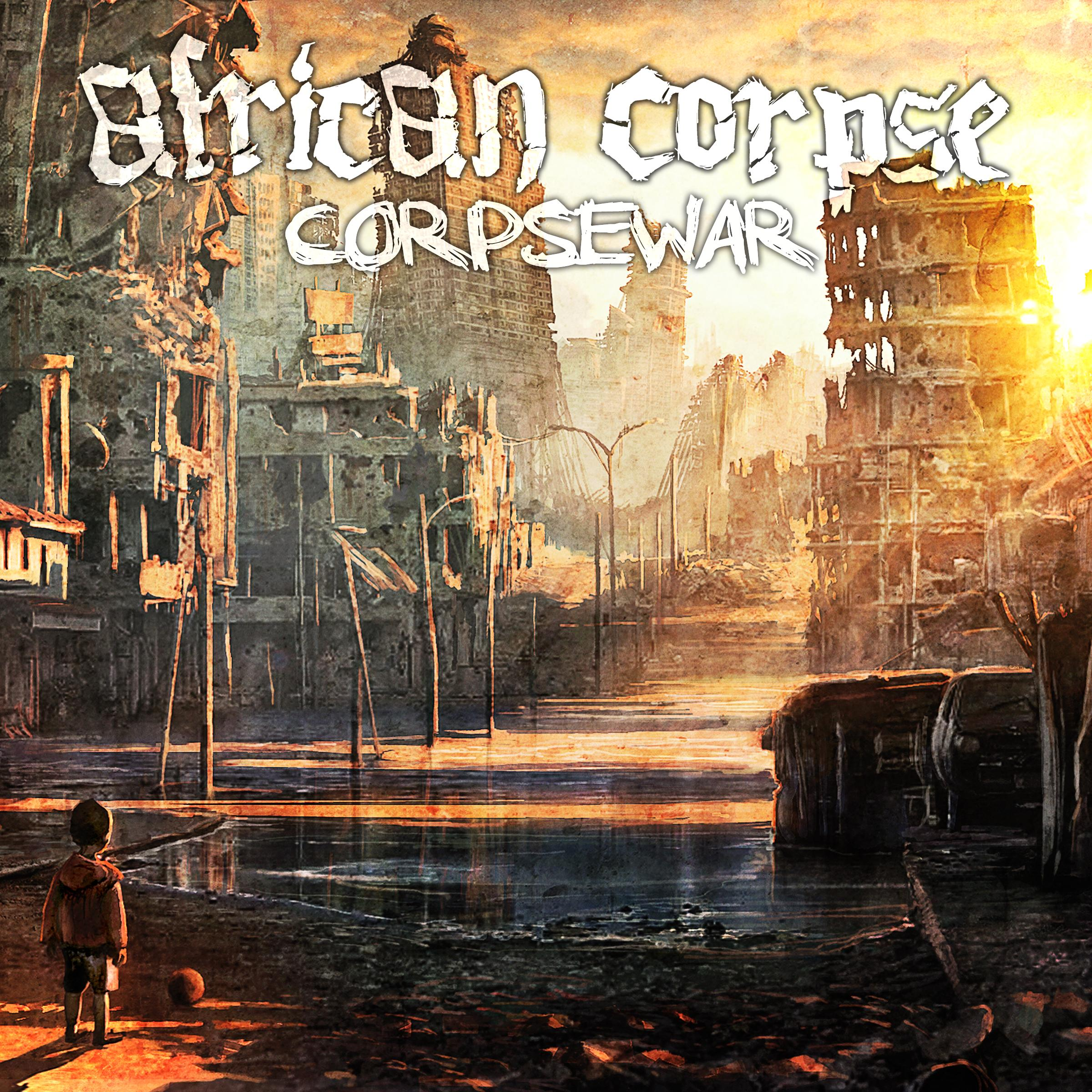African Corpse cover art