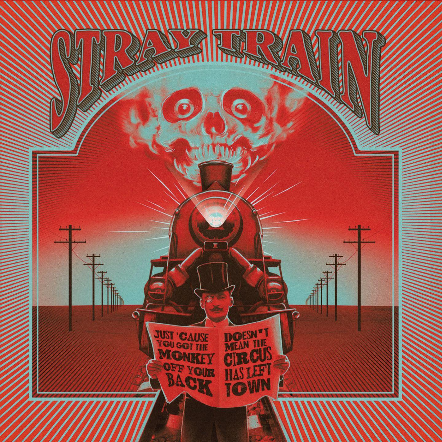 Stray Train cover art