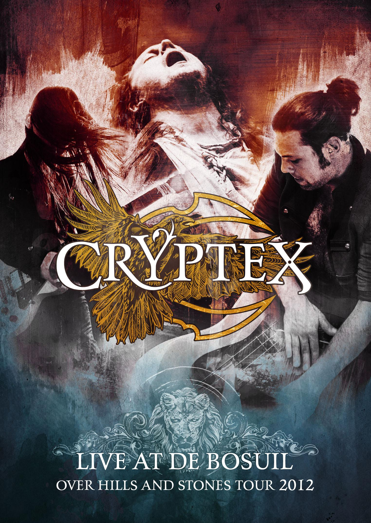 Cryptex cover art