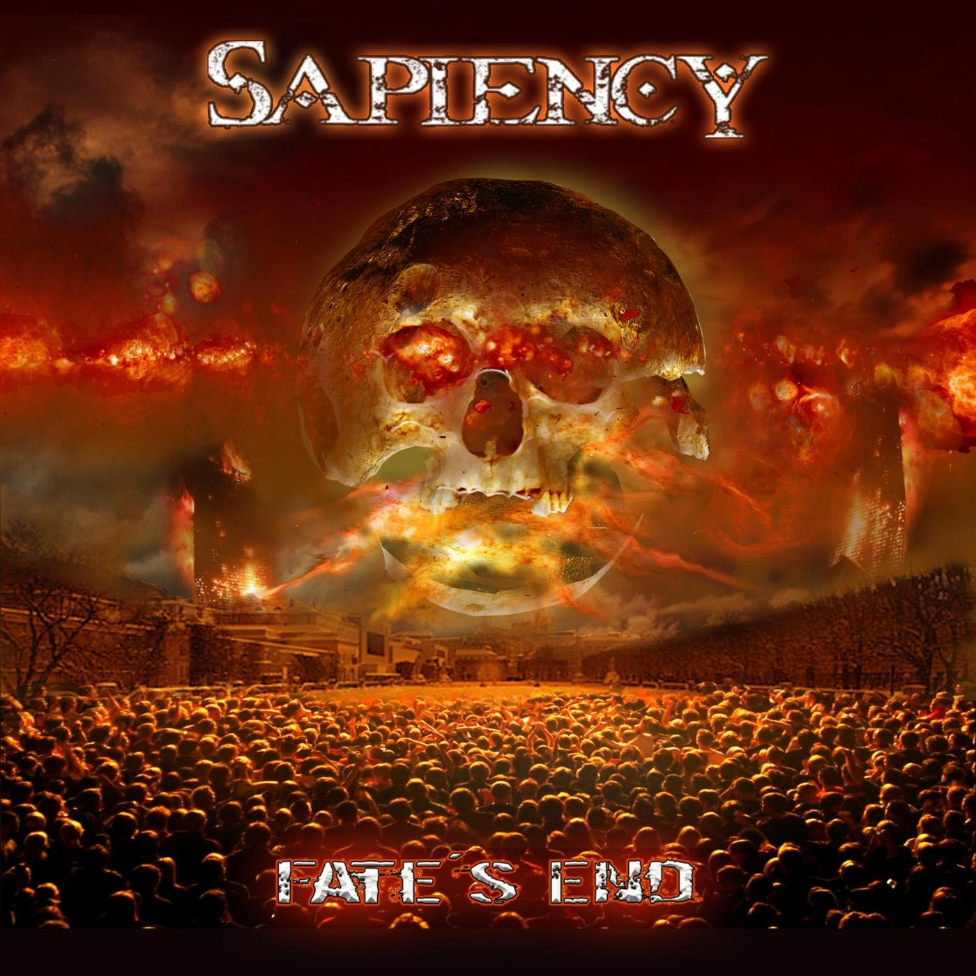 Sapiency cover art